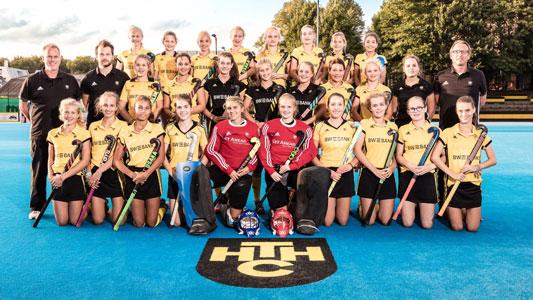 HTHC Hockey Mädchen A