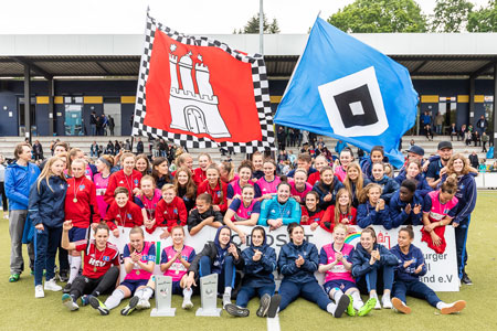 Hamburger SV U17-Mädchen